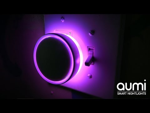 Aumi Review | Bluetooth Enabled Smart Night Light