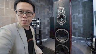 Sonus Faber IL CREMONESE The best loudspeakers i've ever