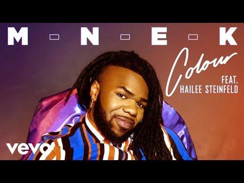 MNEK - Colour (Official Audio) ft. Hailee Steinfeld