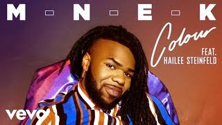 MNEK   Colour (Official Audio) Ft. Hailee Steinfeld