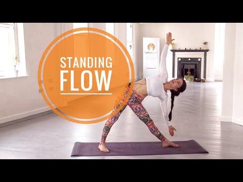 Roxy Shahidi Yoga 'Standing Flow'