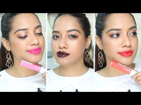 MAYBELLINE SUPERSTAY MATTE INK LIPSTICK REVIEW & SWATCHES #DEBTEMBER DAY 17