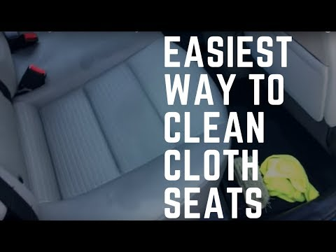 Interior Detailing Secrets - How To Remove Light Water Stains