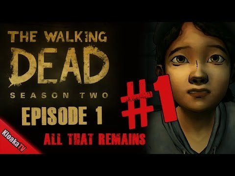 The Walking Dead : Saison 2 : Episode 1 - All That Remains IOS