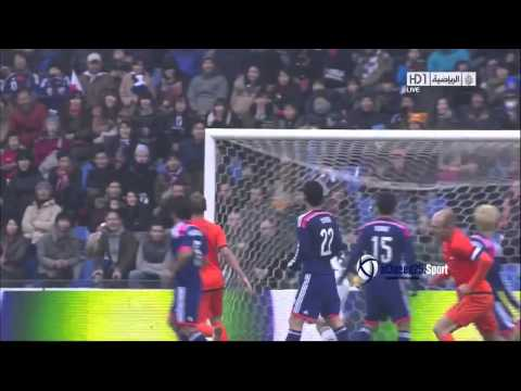 Match  Japan vs Netherlands 2 2 16 11 2013   All Goals