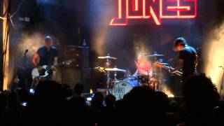 Danko Jones @ Sala Arena - Madrid - Just A Beautiful Day - 15/05/2013