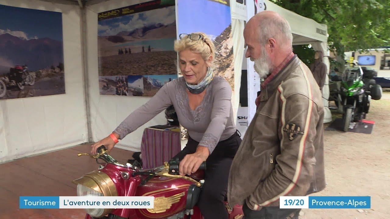 Barcelonnette : L'Alpes Aventure Moto Festival fait le plein pour sa 5ème édition