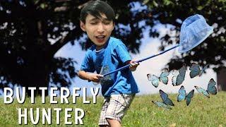 LIA THE BUTTERFLY HUNTER (SingSing Fortnite Battle Royale Highlights)