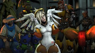 Mercy: An Outdated Support Hero