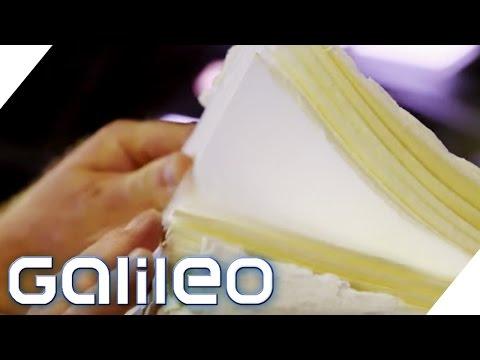 Alltagshelfer: Toilettenpapier | Galileo | ProSieben