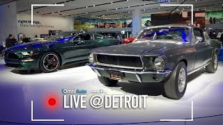 Ford Mustang Bullitt, come quella di Steve McQueen - Video Eventi