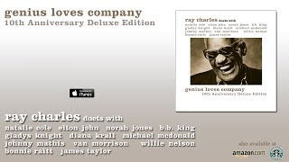 Ray Charles: Over The Rainbow (with Johnny Mathis)