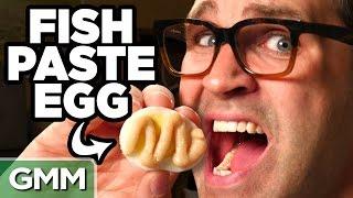 International Breakfast Taste Test - dooclip.me