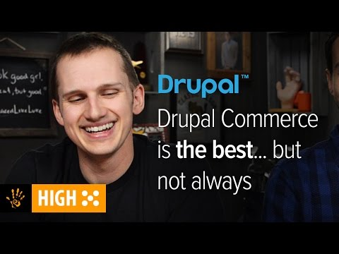 🔻🔺  The Pros & Cons of Drupal Commerce