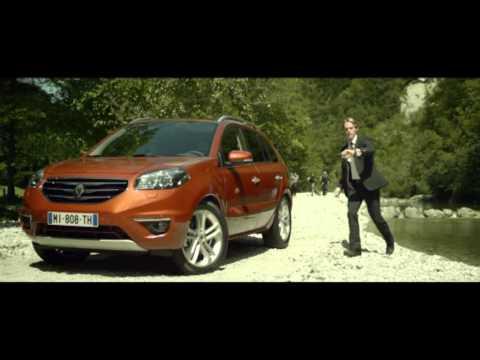 Renault  Koleos Паркетник класса J - рекламное видео 1
