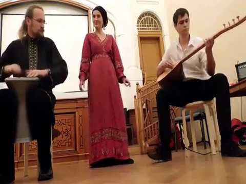 Sevdah - Gabra i muzički gosti - Gabra Bultasová - vystoupení v ZČM 2016