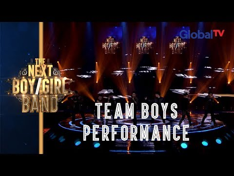 Solid Banget!! Team Boys Performance