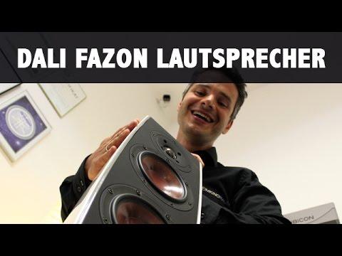 Dali FAZON Lautsprecher für anspruchsvolle Musikliebhaber