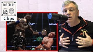 "Teddy Atlas: ""Wilder is the Greatest Heavyweight Puncher I've Ever Seen"""