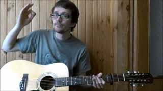 Jelly Roll (Joe Bonamassa)/How to play the main riff (by Stas Gatilov)