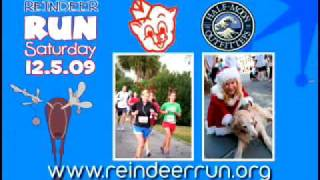MUSC reindeer run