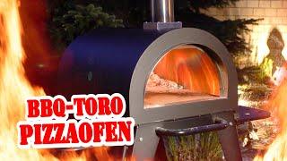Feurige PIZZA-PARTY -vom BBQ-Toro Pizzaofen Havai- Die Grillshow 394