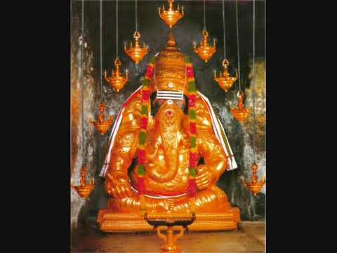 God Vinayagar song Pillaiyaar suli potu