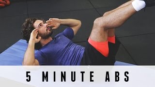 5 Minute Abs | The Body Coach by The Body Coach TV
