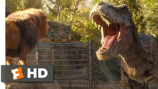 Jurassic World: Fallen Kingdom (2018) - Welcome to Jurassic World Scene (10/10) | Movieclips