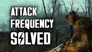 Attack Frequency Solved - How to Reduce Settlement Attacks - Fallout 4
