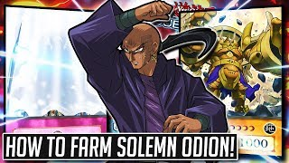 Farm Odion Solemne [F2P +8,000 PTS] | Yu-Gi-Oh! Duel Links