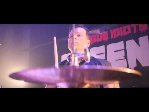 Green Day Prague Idiots - Green Day Revival Praha - Boulevard of Broken Dreams (official p