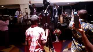"""I didn""""t know you will favour me this way - U.S.A PENSA 2013-Willie and Mike"""