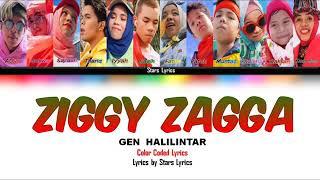 Lirik Lagu Ziggy Zagga Cover Gen Halilintar