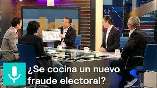 ¿Se cocina un nuevo fraude electoral?