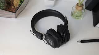 Наушники Bluetooth Inavi B300 красный