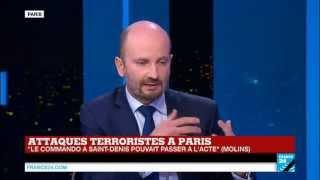 """Attaques terroristes à Paris : """"Il y a un refus stratégique d'engager une négociation"""""""