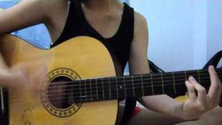 Damien Rice - Woman Like A Man Cover