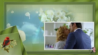 "Яблони в цвету. Фото из сериала ""Парфюмерша -2,3"""