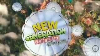 Disneyland Paris - New Generation Festival Announcement TV Advert