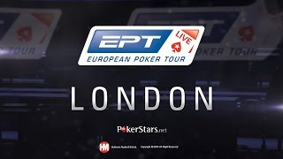 preview picture of video 'EPT 11 London 2014 Live Poker Tournament Main Event, Day 2 – PokerStars'