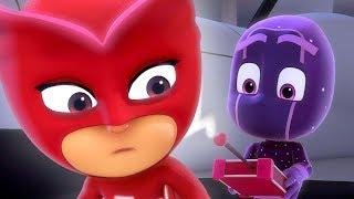 Pijamaskeliler Türkçe - Karakterlerle Tanış! 30 Dakika - çizgi filmleri çocuklar için