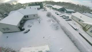 SNi-FPV - Flight of the day - Winter at home