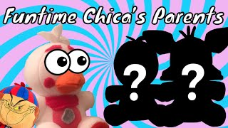 FNaF6 Plush: Funtime Chica's Parents