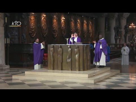 Messe du 5 avril 2019
