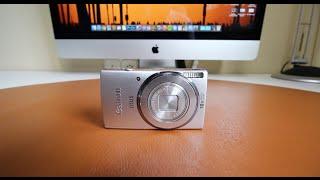 Canon IXUS 155 | Revisión en profundidad