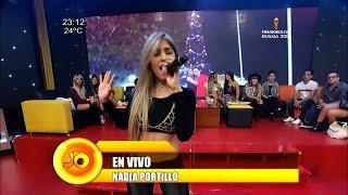 """Me Emborracharé - Nadia Portillo (En """"El Conejo"""")"""