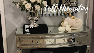 Fall 2020|Clean and Decorate with Me|Decorating Ideas