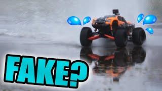 Mit PADDELREIFEN über WASSER FAHREN?! |115 Km/h Rekordversuch mit Carson geht gewaltig schief...