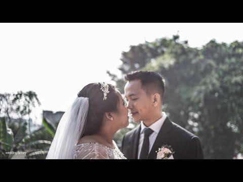 Anry & Stephanie | OUR WEDDING VIDEO HIGHLIGHT #03082019